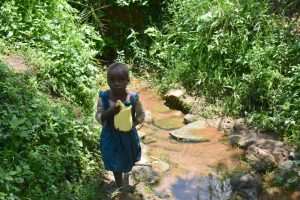The Water Project:  Leaving Askari Spring