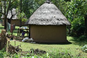 The Water Project:  Traditional Homestead