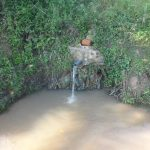 The Water Project: Mahira Community, Mukalama Spring -  Mukalama Spring