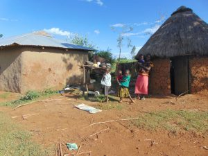 The Water Project:  A Family At Home