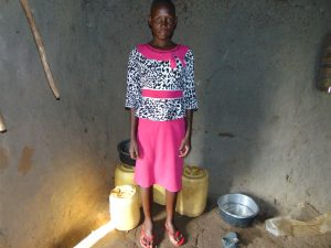 The Water Project:  Lilian