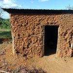 The Water Project: Indulusia Community, Osanya Spring -  The Kitchen