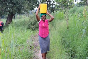 The Water Project:  Sheila Andeso