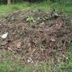 The Water Project: Makhwabuyu Community, Sayia Spring -  Compost