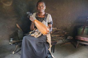 The Water Project:  Preparing Milk