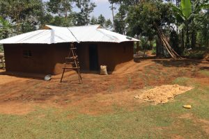 The Water Project:  Freshly Landscaped Home