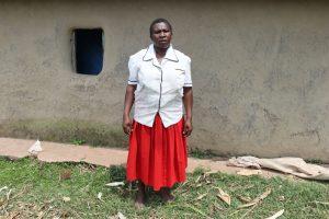The Water Project:  Jane Kakai