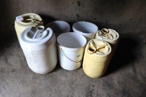 The Water Project:  Storage Containers