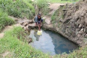 The Water Project:  Technique For Fetching Water