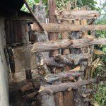 The Water Project: Mukhuyu Community, Gideon Kakai Chelagat Spring -  Bathing Room