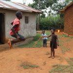 The Water Project: Mukhonje B Community, Peter Yakhama Spring -  Children Playing