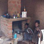 The Water Project: Mukhonje B Community, Peter Yakhama Spring -  Inside A Kitchen