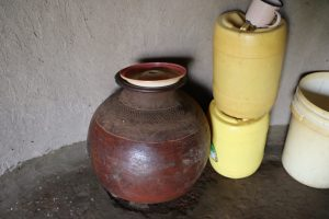 The Water Project:  Pot With Lid For Storing Drinking Water