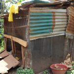 The Water Project: Mukhonje B Community, Peter Yakhama Spring -  Poultry House