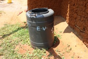 The Water Project:  Rainwater Harvesting Container