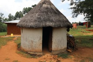The Water Project:  Traditional Hut