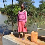 The Water Project: Kiteta Community A -  Monica N