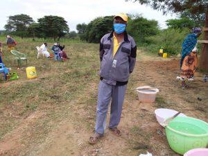 The Water Project:  Nicholas Kisyula Years Chairman