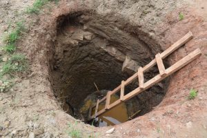 The Water Project:  Well Hole