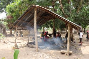 The Water Project:  Blacksmith Hut