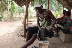 The Water Project:  Blacksmith Sharoing Knief
