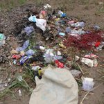 The Water Project: Rosint Community, #24 Poultry St -  Garbage