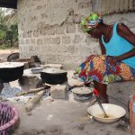 The Water Project: Rosint Community, #24 Poultry St -  Old Woamn Cooking