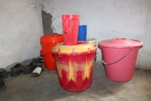 The Water Project:  Water Storage