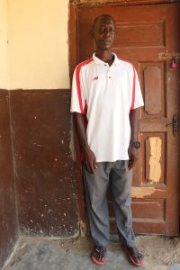 The Water Project:  Mohamed Lamin Sesay