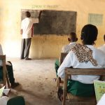 The Water Project: Lokomasama, Matong, DEC Primary School -  Students Inside Classroom