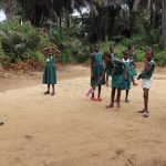 The Water Project: Lokomasama, Matong, DEC Primary School -  Students Playing Local Game Call Ar Die