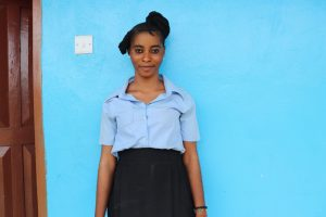 The Water Project:  Cecelia