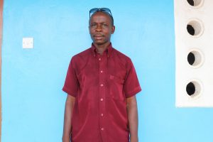 The Water Project:  Mr Ibrahim Lukullay Training Manager