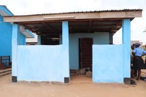 The Water Project:  School Kitchen