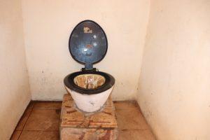 The Water Project:  Inside School Latrine Male Block
