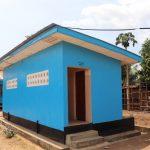 The Water Project: Kaffu Bullom, Kasongha OIC Vocational School -  School Latrine