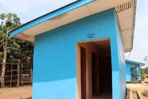 The Water Project:  School Latrine Male Block