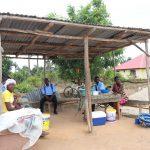 The Water Project: Kaffu Bullom, Kasongha OIC Vocational School -  School Market Place