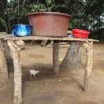 The Water Project: Lokomasama, Kalahire Junction -  Dishrack