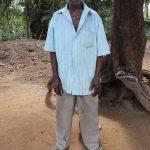 The Water Project: Lokomasama, Kalahire Junction -  Headman