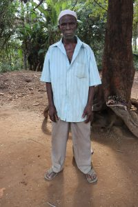 The Water Project:  Headman
