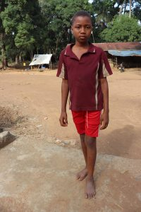 The Water Project:  Mohamed Barrie