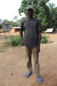 The Water Project:  Osman Turay