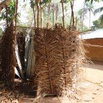 The Water Project: Lokomasama, Kalahire Junction -  Bathing Shelter