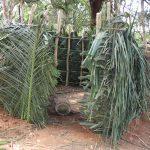 The Water Project: Lokomasama, Kalahire Junction -  Latrine