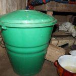 The Water Project: Lokomasama, Kalahire Junction -  Water Storage