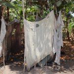 The Water Project: Lokomasama, Bofi Village -  Bathing Shelter