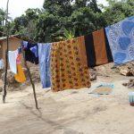 The Water Project: Lokomasama, Bofi Village -  Clothes Line