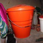 The Water Project: Lokomasama, Bofi Village -  Water Storage
