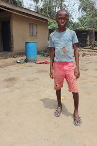 The Water Project:  Musa Kanu